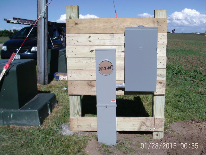 Electric Services Commercial Residential Farm Agricultural